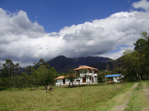 House of Alpine Colombia in Villa de Leyva